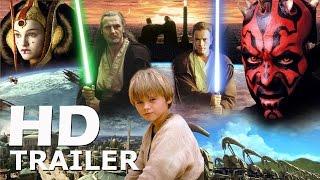 Star Wars: Episode I - Die dunkle Bedrohung - Trailer (Deutsch | German) HD