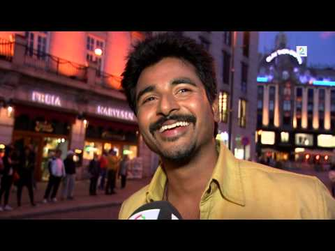 Sivakarthikeyan in Kaakki Sattai Movie Shooting Spot at Norway