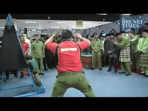 Hudud Syariah Negara Brunei Darussalam : Demo Tatacara Perlaksanaan