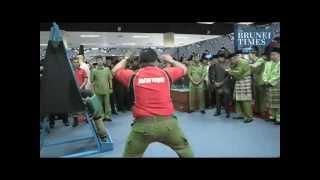 Repeat youtube video Hudud Syariah Negara Brunei Darussalam : Demo Tatacara Perlaksanaan