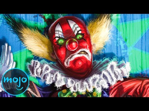 Top 10 Goosebumps Monsters (ft. Kat Cressida!)