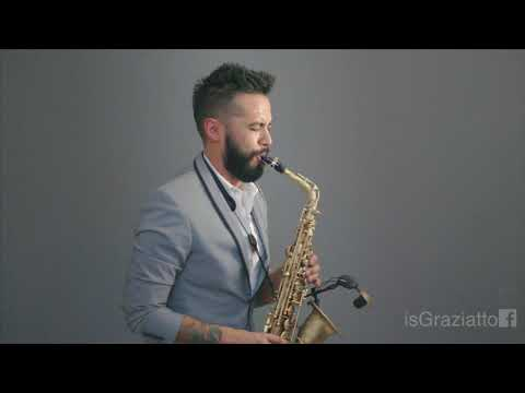 Call out my name   The Weekend sax cover Graziatto