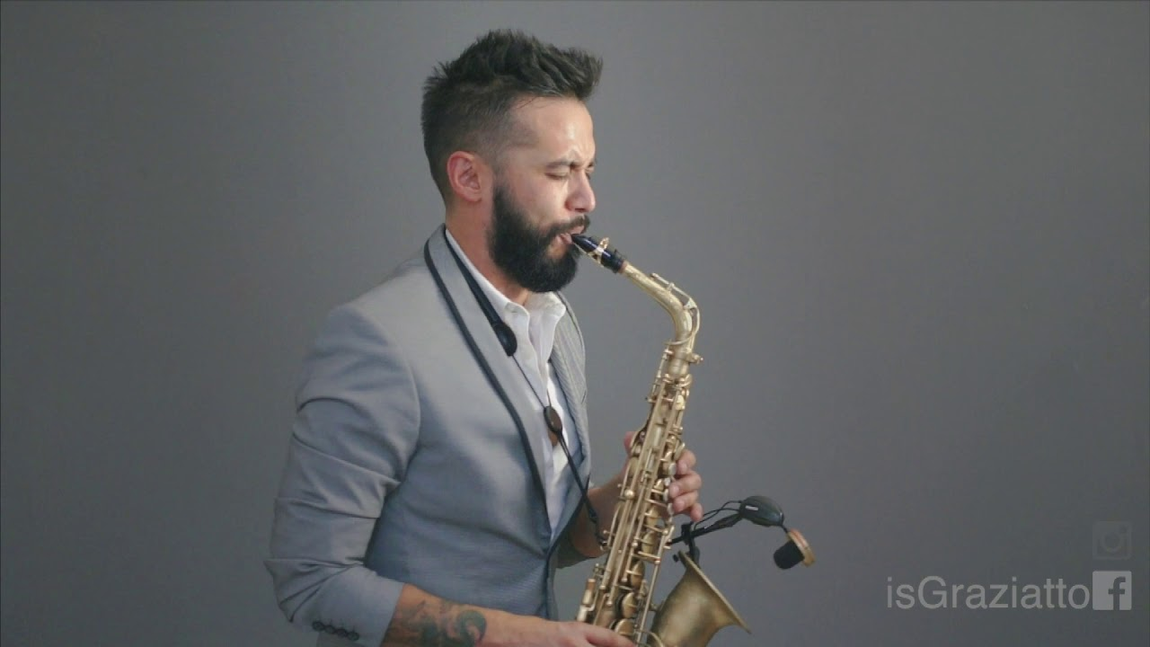 Call Out My Name The Weeknd Sax Cover Graziatto