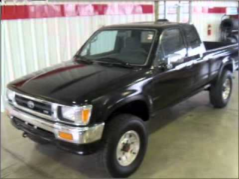 1994 Toyota Pickup Muskogee Ok Youtube