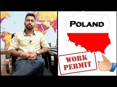 Poland Work Permit 2018 Settlement in Poland Latest