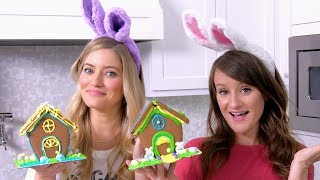 Easter House Decorating with Justine!