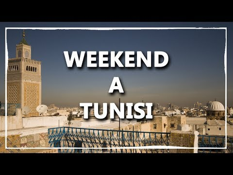 Weekend A Tunisi ✈ Vlog