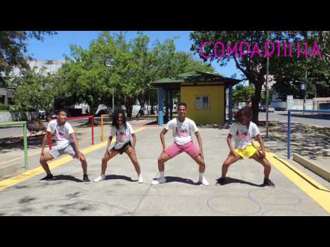 Bumbum tremendo - Mc Pedrinho e Mc João - Coreografia / Dance mania