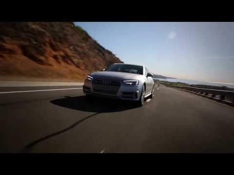 2017 Audi A4 Driving Video | AutoMotoTV