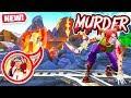 Volcano MURDER MYSTERY *NEW* Creative GAME MODE In Fortnite!