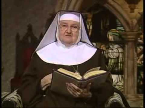 Mother Angelica - Courage to live in Jesus Christ