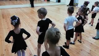 """Как правильно танцевать.Открытый урок бальные танцы """"Гармония"""""""