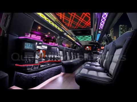 "2014 Gmc Yukon Denali >> 2015 GMC Yukon Denali 185"" Stretch 5th Door Limo Limousine B6 Armored by Quality Coachworks ..."