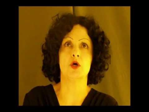 Edith Piaf performed by Shari Vasseghi