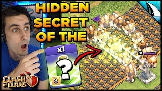 *HIDDEN SECRET* Of The Jump Spell - You Did NOT Know This! | Clash of Clans