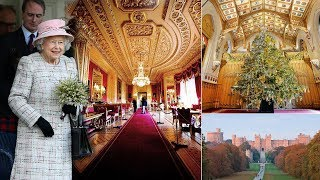 The Queen's favourite palace - Why Windsor Castle is so special to Her Majesty