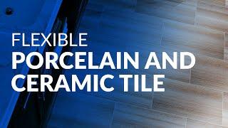 flexible porcelain and ceramic tile builddirect