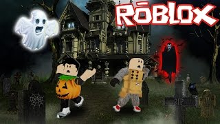 Roblox | Explore the haunted house mystery-The Haunted House Obby | Kia Breaking