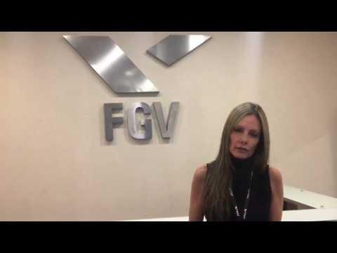 Post MBA em Gestão da Inovação FGV Brasília - Coordenadora do curso Profª Rossana Pavanelli