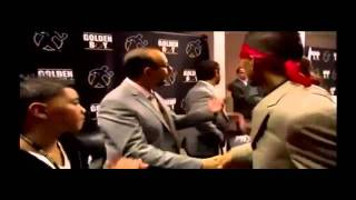 Mayweather Vs Ortiz After The Fight!