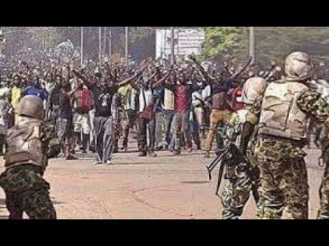 IS GOING DOWN NOW!! IN PORT HARCOURT ARMY KILLING CIVILIANS -BIAFRAN NEWS