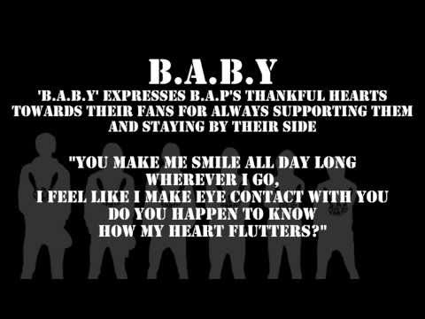 The Meaning Behind B.A.P's Songs #7: First Sensibility