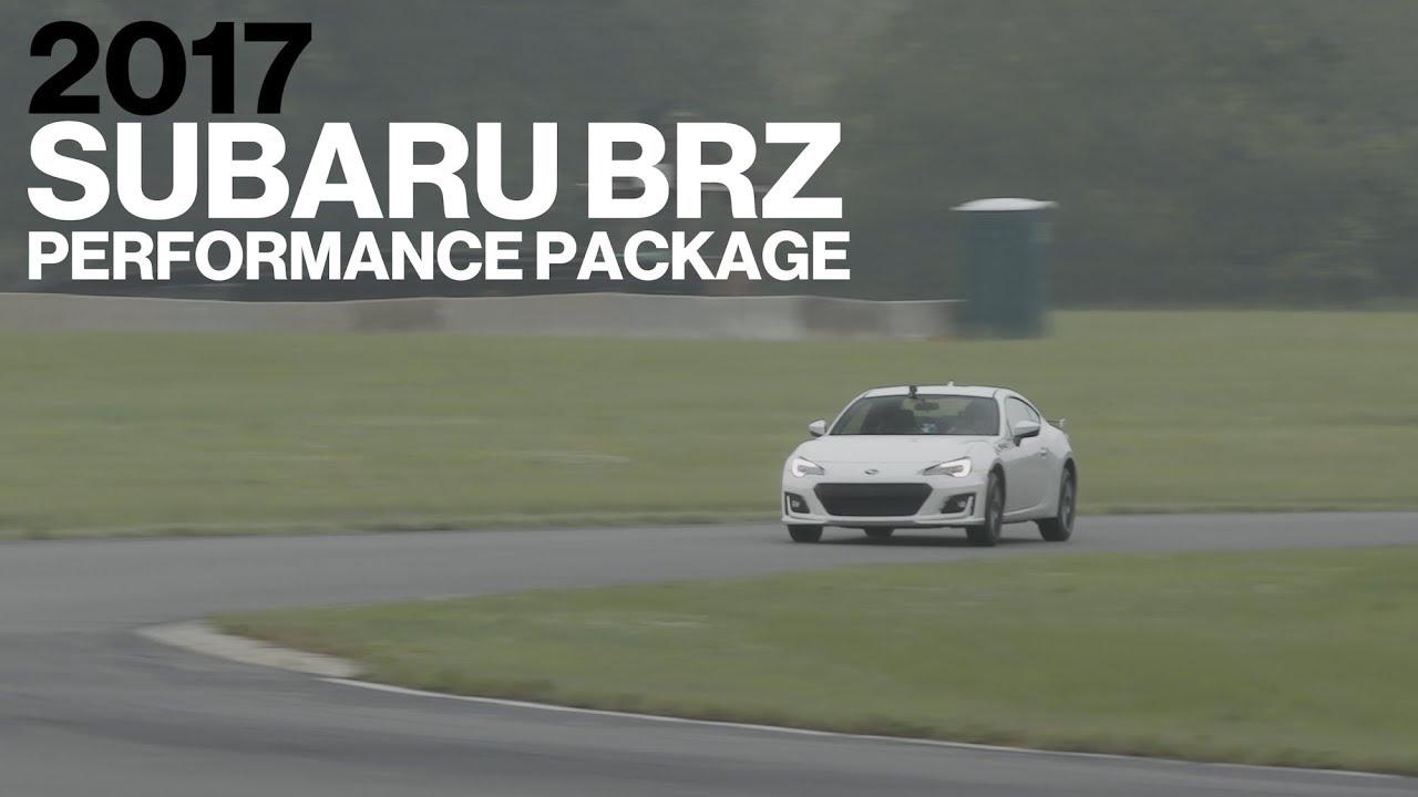 Subaru Brz W Performance Pack Hot Lap At Vir Lightning 2017 Car And Driver