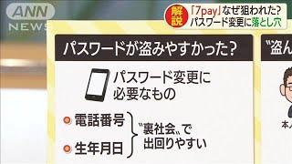 """開始早々大きな被害 7payの""""問題点""""を解説(19/07/05)"""