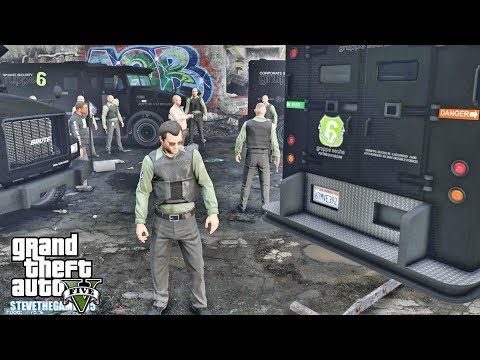 GTA 5 REAL LIFE MOD MICHAEL #13 GET THE MONEY!! (GTA 5 REAL LIFE MOD)