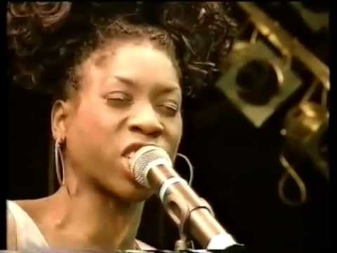 M People - One Night In Heaven - Glastonbury Festival 1994