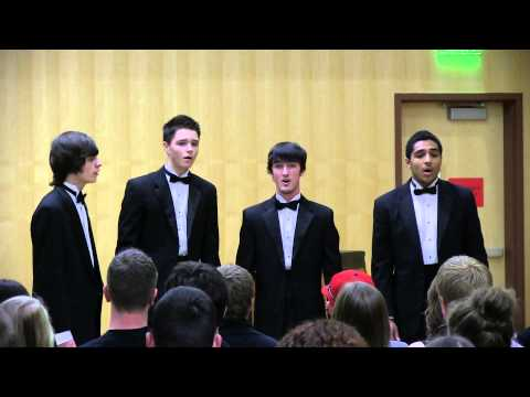 There is Sweet Music - Heritage Men's Quartet 2013