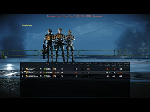 Warface Spec Ops win Survival Mission (Hydra)
