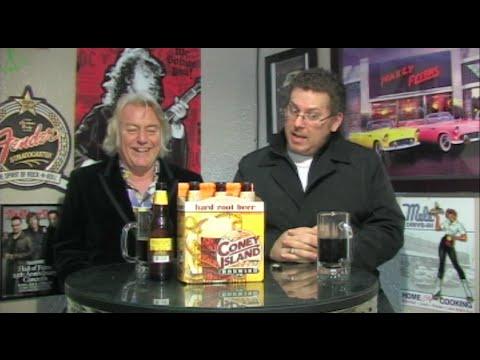 Coney Island Hard Root Beer Taste Test & Review