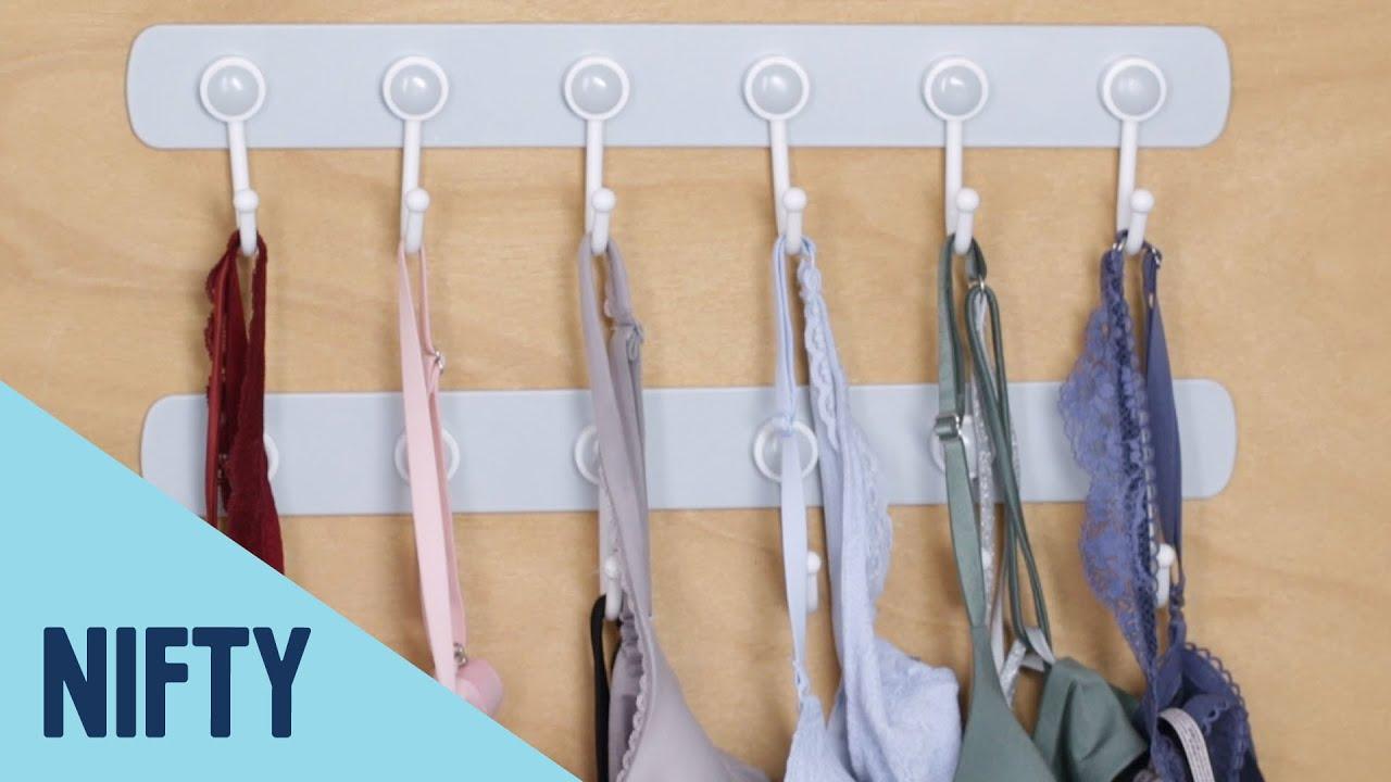 5 Creative Ways To Organize Your Bras