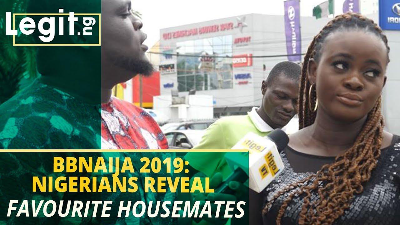 BBNaija 2019: Mike or Tacha? Nigerians reveal their favourite housemates | Legit TV
