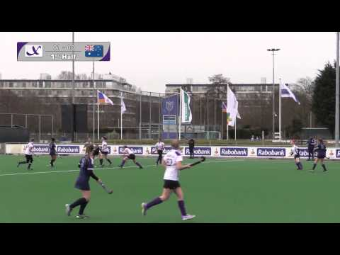 2015 Holland Tour: X-Calibur Vs Como First Half
