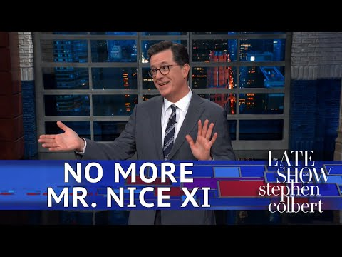 President Xi Drops Trump As His Best Friend