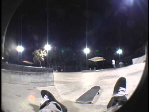 Boogie and T rabb @irving skate park MB