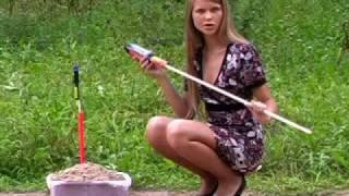 Фейерверки: Пиротехнические ракеты. Видеоинструкция.