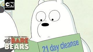 New Diet | We Bare Bears | Cartoon Network