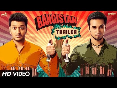 Bangistan - Official Trailer 2015