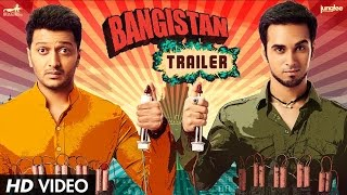 Bangistan - Official Trailer | Riteish Deshmukh, Pulkit Samrat, & Jacqueline Fernandez | 7th August