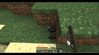 Minecraft Survival Island Season 1 Episode 2: The Mob Trap (Classic Survival Island)