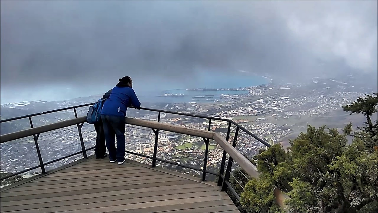 Cape Town View From The Top Of Table Mountain Best Places To See