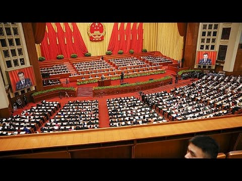 Growth on agenda as Chinese parliament opens