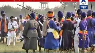 Two Sikh groups clash in Amritsar. 1 among the 5 injured in critical condition