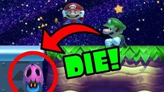 Super Mario Maker 2 Versus Online