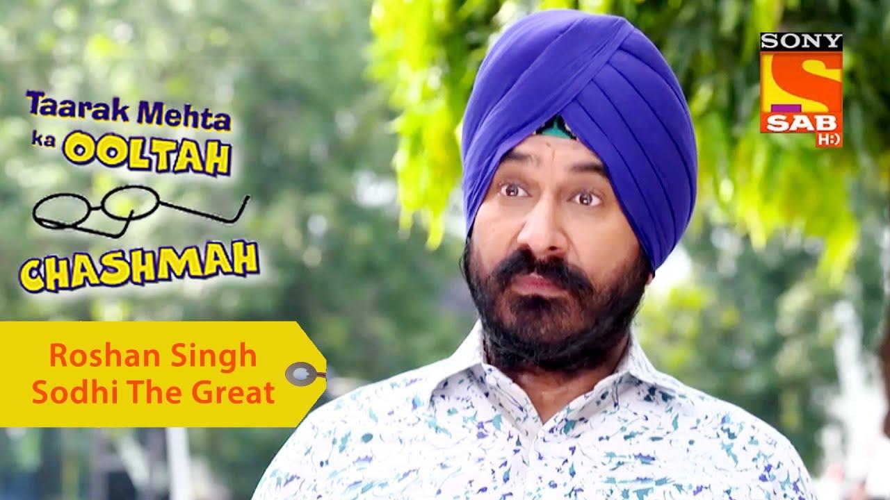 Your Favorite Character | Roshan Singh Sodhi The Great | Taarak Mehta Ka  Ooltah Chashmah