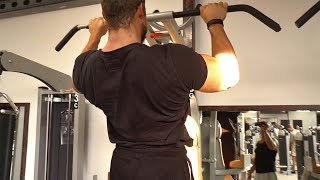 GET IN HERE for a THICK Back and PEAKY Biceps - Classic Bodybuilding