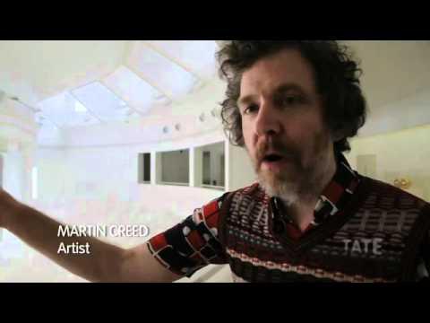 Martin Creed at Tate St Ives | TateShots